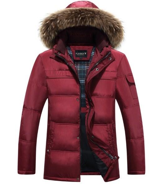 Мужская куртка для зимнего отдыха: высокое качество и стильный вид