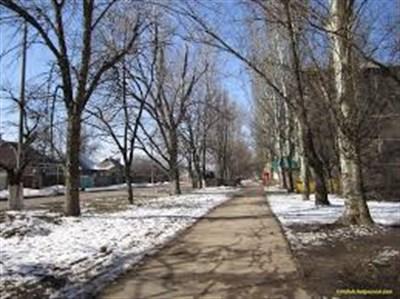 В Горловке рассказали, что чувствуют весну, несмотря на сугробы