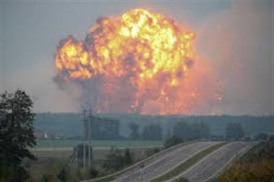 В Горловке сегодня будут взрывать неисправные боеприпасы