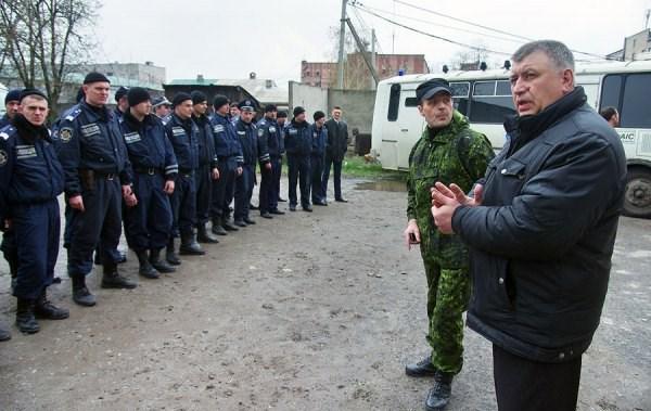 Практически все горловские ППСники перешли на сторону ДНР. Тех, кто остался верен присяге Украине, не выпускают из города