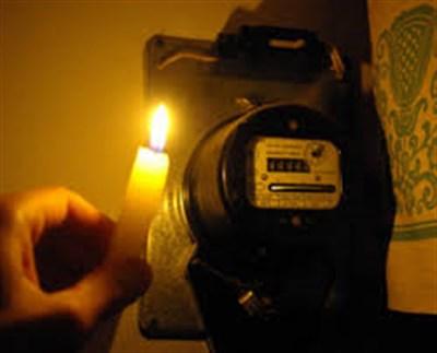 Сегодня в Горловке отключат свет в центре и в поселке Поклонск