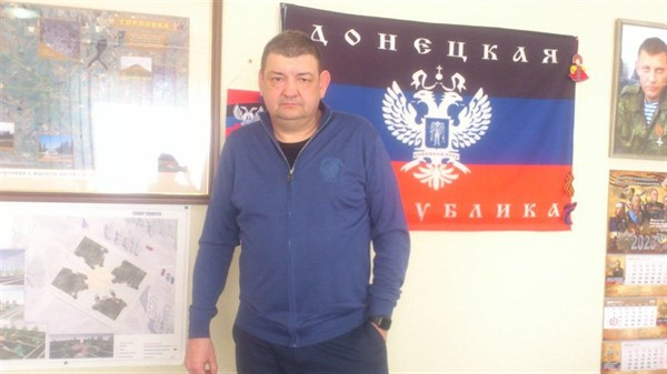 Мэр Горловки от «ДНР» рассказал про дружбу с Арменом Саркисяном, подаренной им машине, своей охране и о сложном городе Горловка