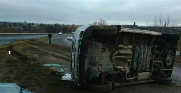 На трассе Горловка-Донецк ДТП со смертельным исходом
