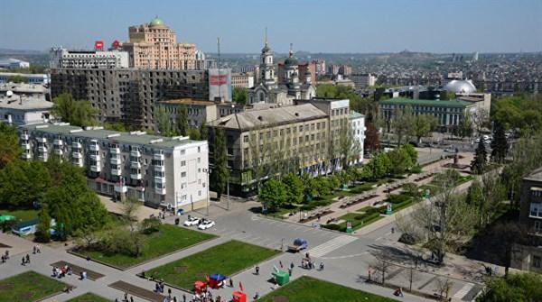 Ясиноватая, Макеевка, Донецк, Горловка - в сети показали поездку по оккупированным городам
