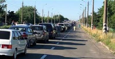 «ДНР» рассказала о въезде из Украины на подконтрольную ей территорию