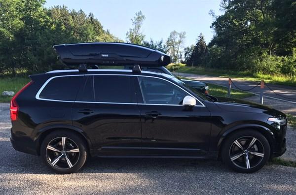 Как подобрать бокс на крышу автомобиля