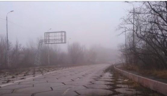 """""""Я был на Донбассе и в Луганске.Тут всё жутковато и мрачно"""", - россиянин о своем путешествии"""