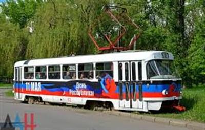 На оккупированной территории Донецкой области заявляют о первом производстве трамваев