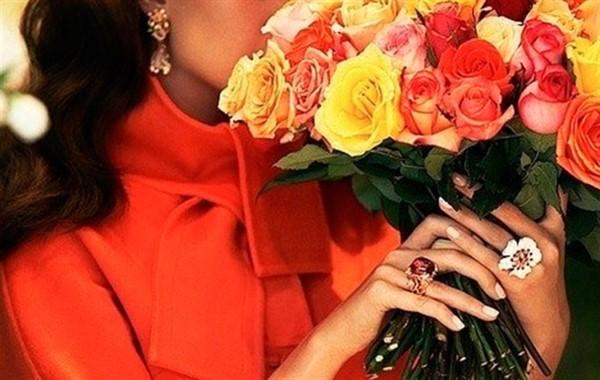 Як вибрати букет квітів на день народження