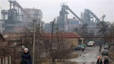 В Макеевке остановлен металлургический завод. Работники не выходят на работу из-за невыплаты зарплат