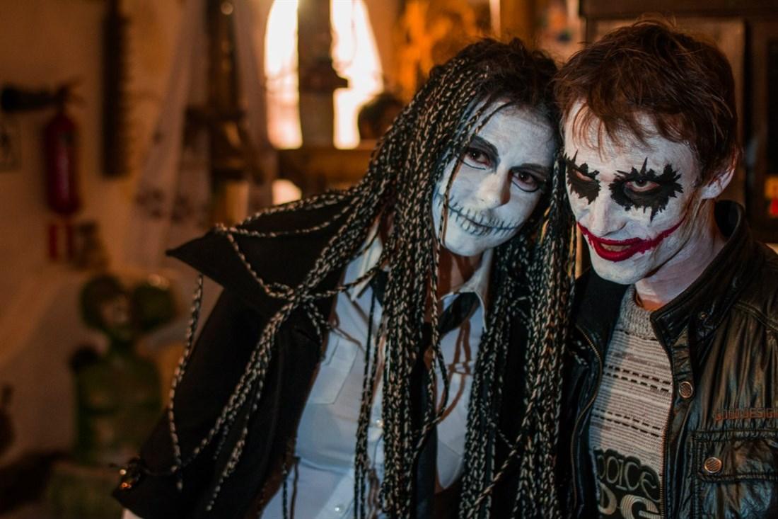 Кого можно вызвать на хэллоуин?