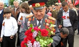 69-й год со дня Великой Победы: малочисленный праздник без ожидаемых провокаций