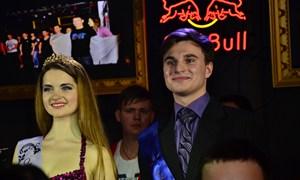 "Финал конкурса ""Мисс и Мистер Студенчество"" (25 января, коктейль-холл ""Зефир"")"