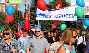 День города в лицах: как Горловка отмечала свой День рождения
