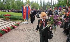 70-летие со Дня Победы в Горловке: праздник в оккупированном городе