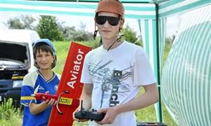 Всеукраинские соревнования по авиамодельному спорту
