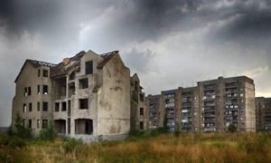 Дома небытия: забытая эволюция домостроения в Горловке