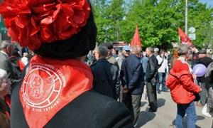 Первомай в Горловке: фотоотчет Егора Ворнова