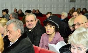 Депутаты - тоже люди (избранное за 2012 год)