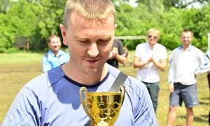 Чемпионат Горловки по футболу. Награждение