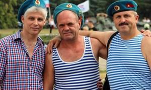 День ВДВ в Горловке: как это было
