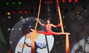 Стироловцы на фестивале в Черкассах: фотоотчет