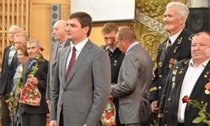 Награждение самых известных горловчан по случаю 234 годовщины города