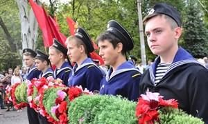 70 лет со дня освобождения Донбасса