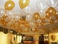 Украшение свадьбы шарами, украшение зала Киев.