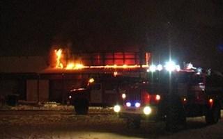 В Горловке за ночь сгорели сразу три хлебных магазина