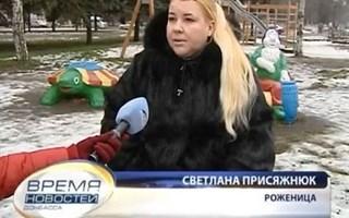 Горловчанка уверена, что потеряла дочь из-за акушеров.