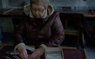 Горловские незрячие остались без работы: главный офис слабовидящих находился в Крыму