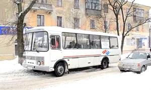 Автобус милосердия на «очищенных городских улицах»