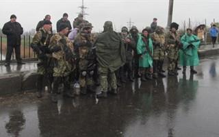 Отторжение: документальная история о начале войны на Донбассе