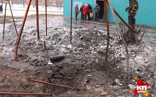 Российская помощь, она такая: сразу после обстрелов в Горловку приезжают российские журналисты